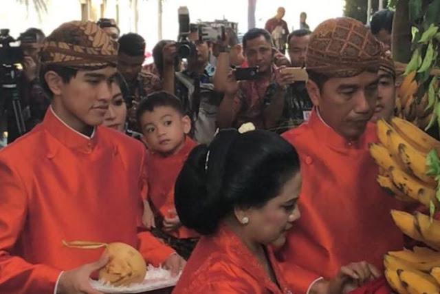 Jokowi Mantu