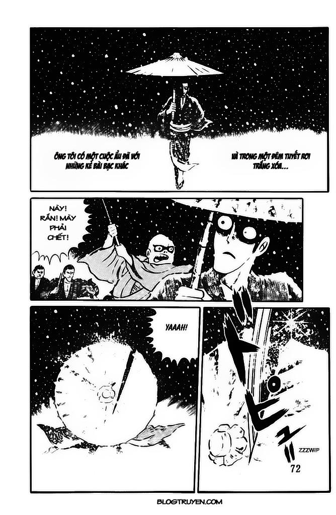Panorama Of Hell chap 3 trang 14