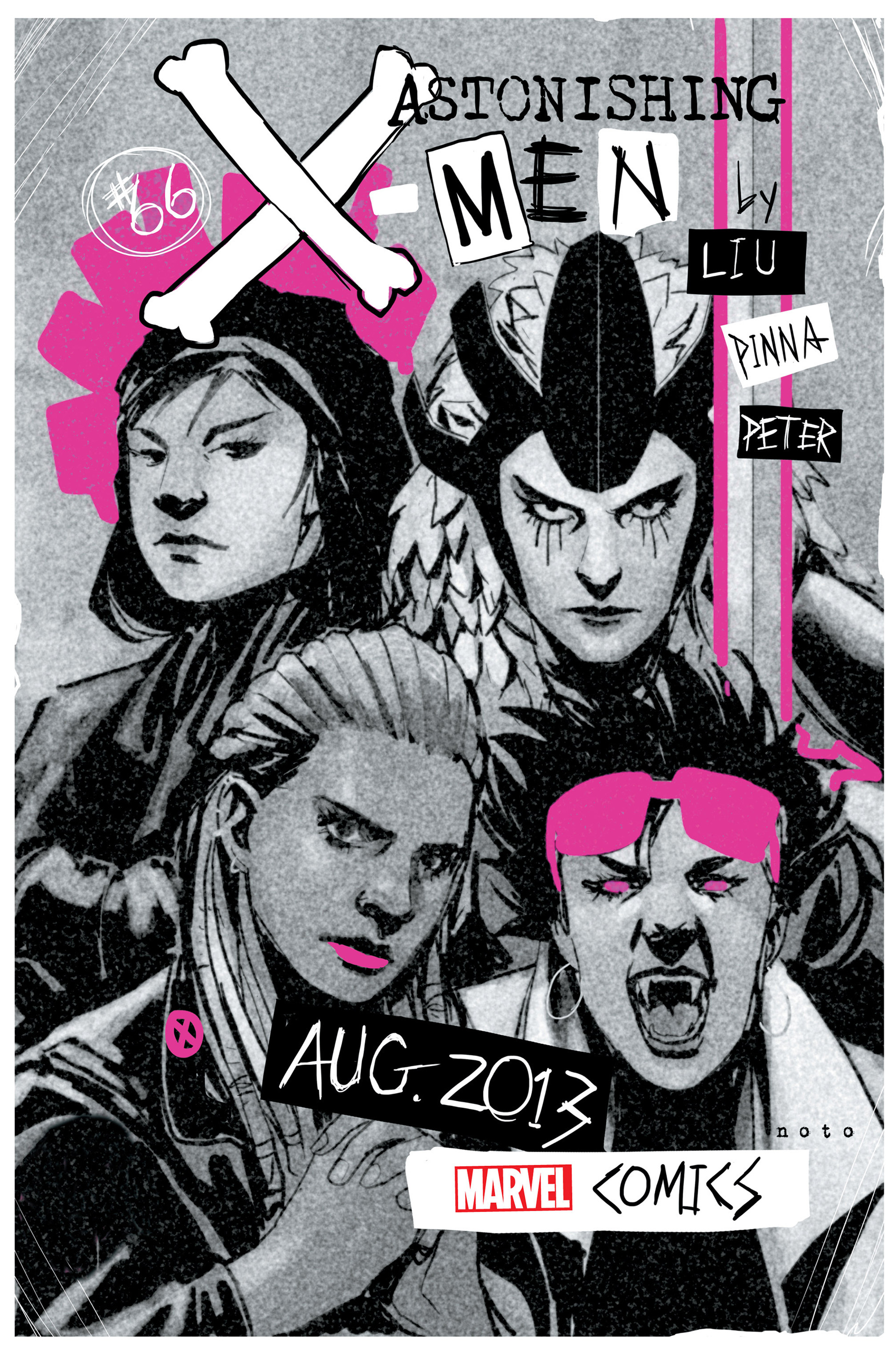 Read online Astonishing X-Men (2004) comic -  Issue #66 - 1