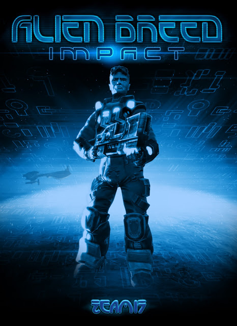 Alien Breed Impact PC Full [Español - ISO] (MEGA)