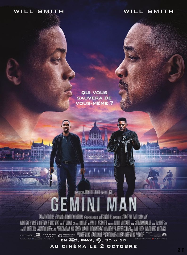 Gemini Man [TS MD] [Streaming] [Telecharger]