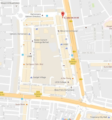 8Seven Bar Restaurantf Bar location map