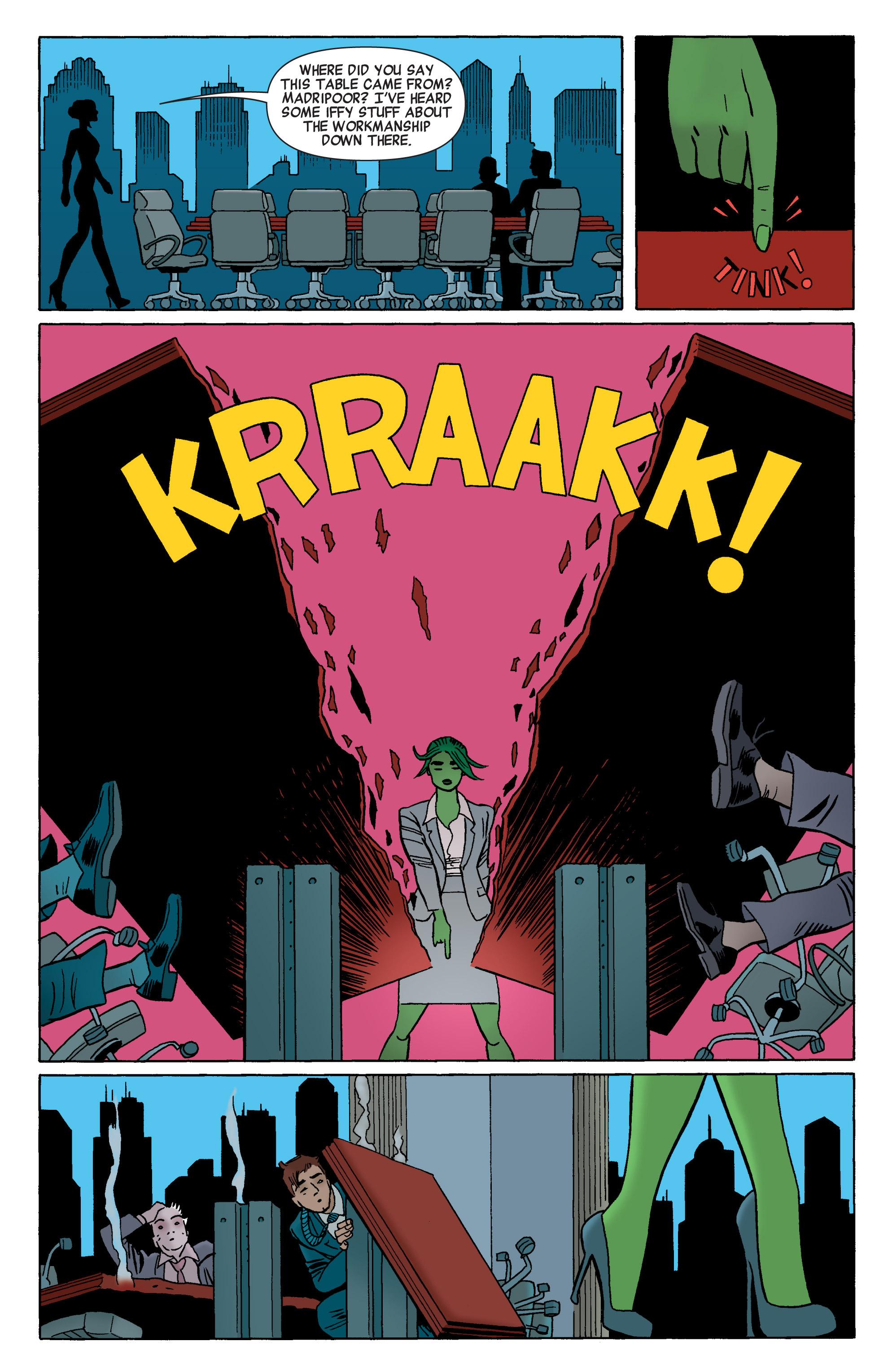 Read online She-Hulk (2014) comic -  Issue #1 - 8