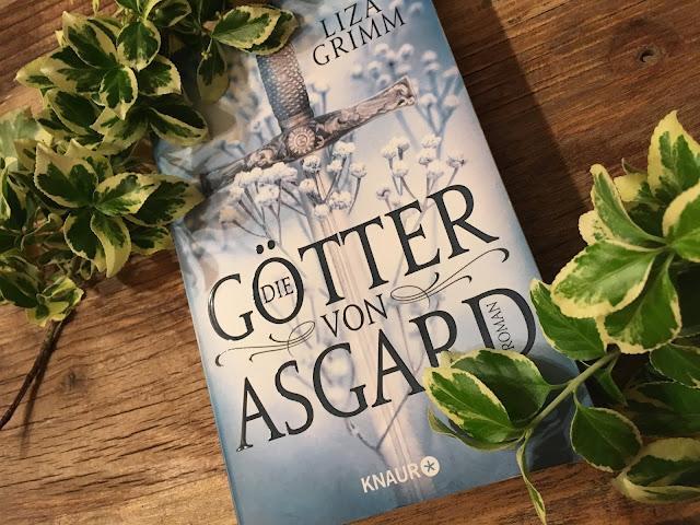 Rezension/Review zum Buch: Die Götter von Asgard - Liza Grimm (Knaur)