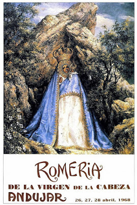 Romería Virgen de la Cabeza 1968 - Andújar - Luis Aldehuela Gómez