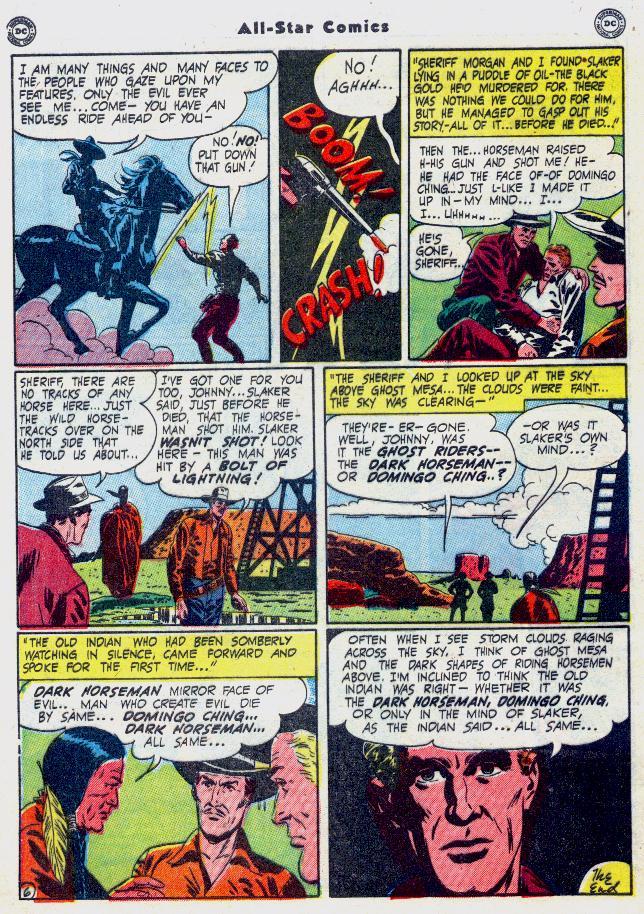 Read online All-Star Comics comic -  Issue #54 - 48