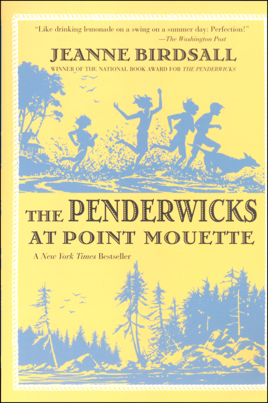 A Fort Made of Books: The Penderwicks at Point Mouette