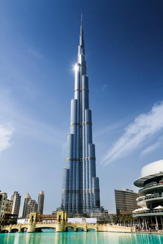 Amazing Fact about Burj Khalifa in hindi
