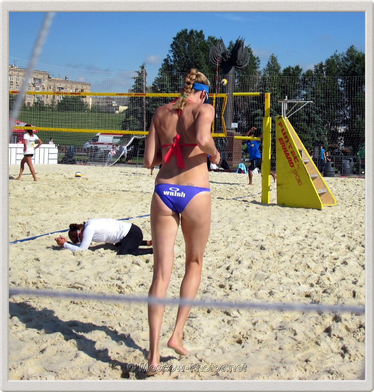 Kerri Walsh - Beach Volleyball 2012
