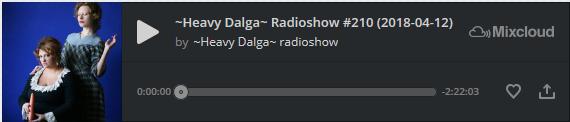 heavy dalga radioshow 210