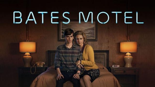 Netflix Binge Watch Bates Motel
