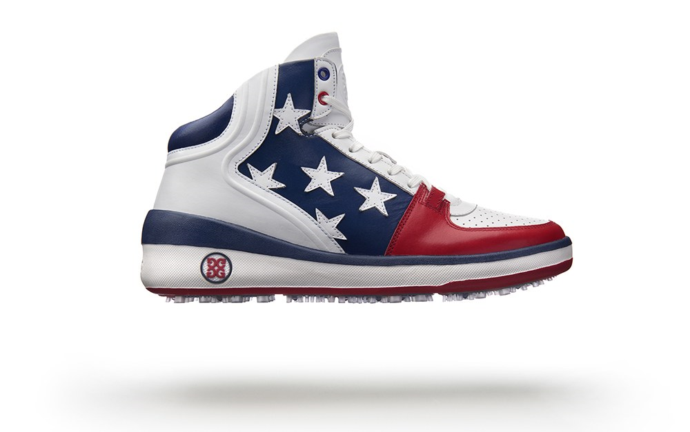 f7aa0154f12f Bubba Watson (US) Olympic golfer is the top-ranked golfer in the world and  will be wearing Team USA shoes from G FORE. The flexible and lightweight