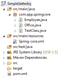 Spring: Constructor Injection by Example