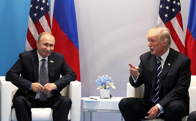 Kepentingan Abadi Dua Pemimpin Dunia
