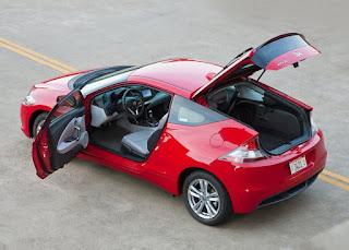 Fitur Penunjang Honda CR-Z