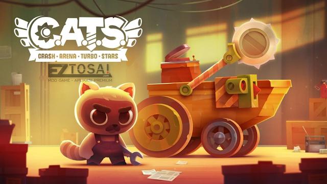 CATS Mod Apk Gratis Terbaru