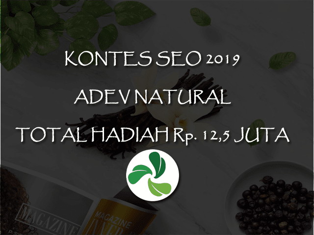 lomba seo adev natural