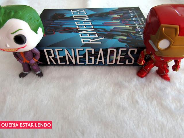 Resenha: Renegades (Renegados)
