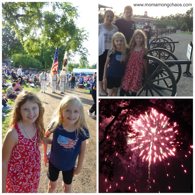 Greenfield Village, Salute To America, ticket, discount, coupon, giveaway, fun, family, event, detroit, Detroit Symphony Orchestra, June, July, music, parade, fireworks, cannon, special event, Michigan,