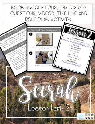 https://www.teacherspayteachers.com/Product/Seerah-of-the-Prophet-SAW-Lesson-1-2-3371201