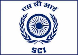 Shipping Corporation of India Ltd. Vacancy 2017
