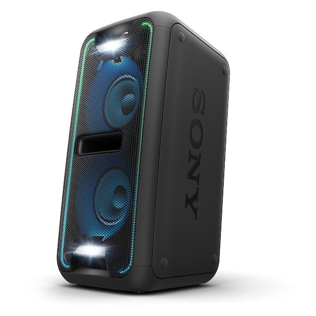 Sony presenta nuevo minicomponente con EXTRA BASS™