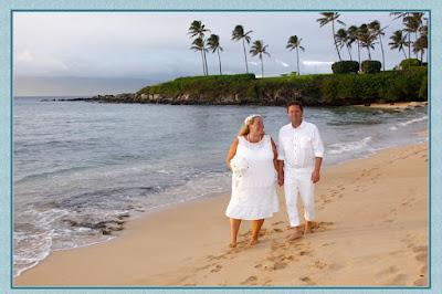 West Maui Wedding