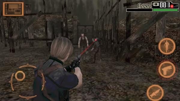 Download RE4 Resident Evil 4 Mod Lite Only 20MB Apk Data Tested Works