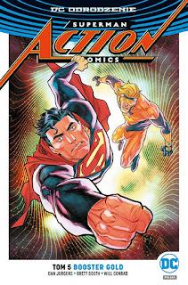 Action Comics tom 5 okładka