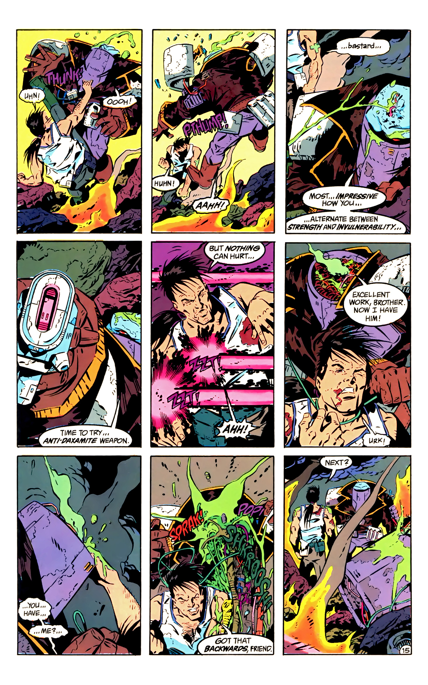 Legion of Super-Heroes (1989) 2 Page 16
