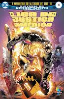 DC Renascimento: Liga da Justiça da América #10