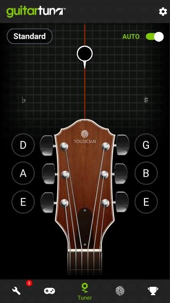 Begini Cara Stem Gitar dengan Mudah Menggunakan Aplikasi