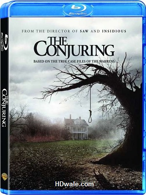 The Conjuring (2013) Movie HD 720p BluRay 800mb