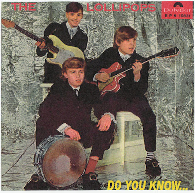 The Lollipops – Do You Know (1965)
