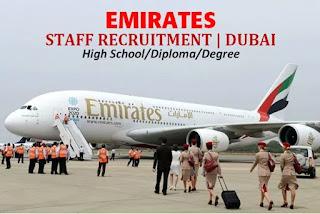 EMIRATES Hiring Now-UAE