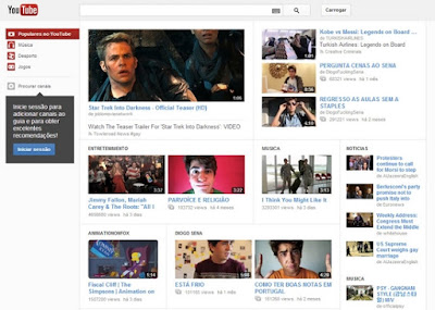 Como fazer login no Youtube