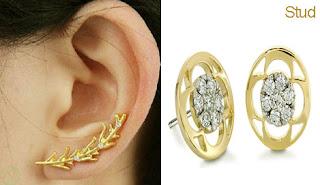 stud jewellery