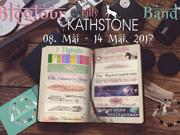 [GEWINNER] Blogtour Kitty Kathstone