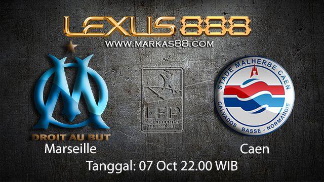 Prediksi Bola Jitu Marseille vs Caen 07 Oktober 2018 ( French Ligue 1 )