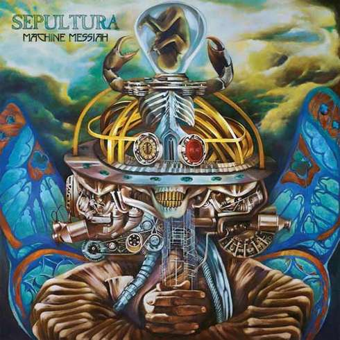 Sepultura Machine Messiah (Limited Edition)