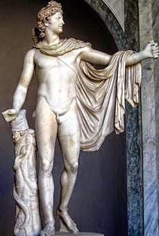dios Olimpico Apolo