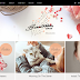 Beauteous Blogger Templates giao diện đẹp mê ly