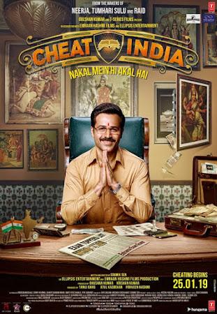 Cheat India (2019) Movie Poster