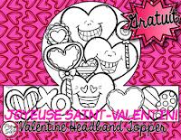 https://www.teacherspayteachers.com/Product/-FREE-La-Saint-Valentin-Headband-Topper-2384521
