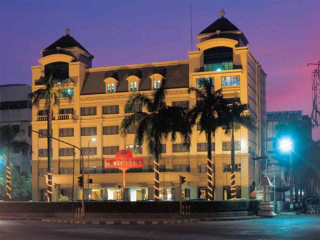 Hotel New Metro Semarang Indonesia