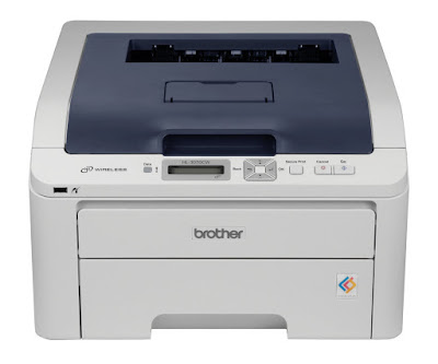 CW Compact Digital Color Printer with Wireless Networking Brother HL-3070CW Driver Downloads