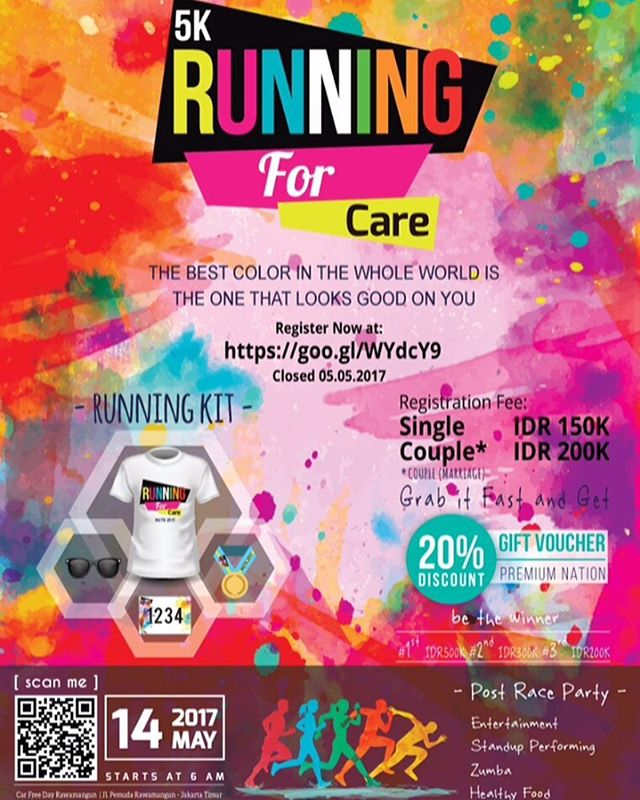 Running for Care • 2017