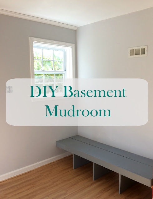 Follow along as we build a mudroom in 6 weeks with the One Room Challenge