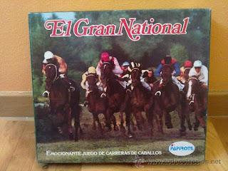 juego de mesa grand national