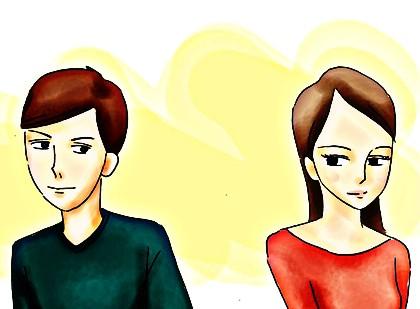 atracción rechazo pareja